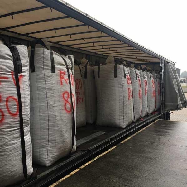 Transport af grønlistet affald